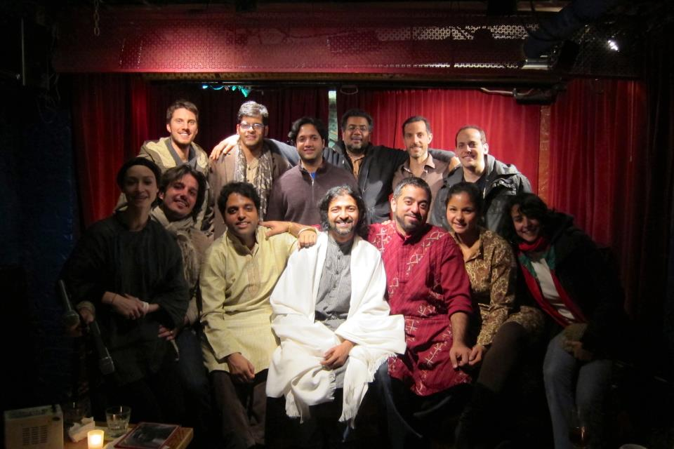 Carnatic Sundays Hurricane Sandy Relief Concert November 20112